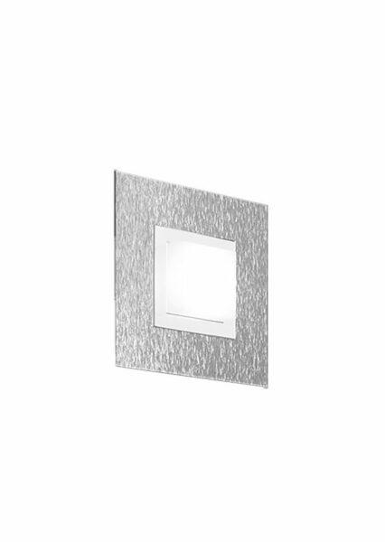 Grossmann Wandleuchte Basic 1-flammig Aluminium