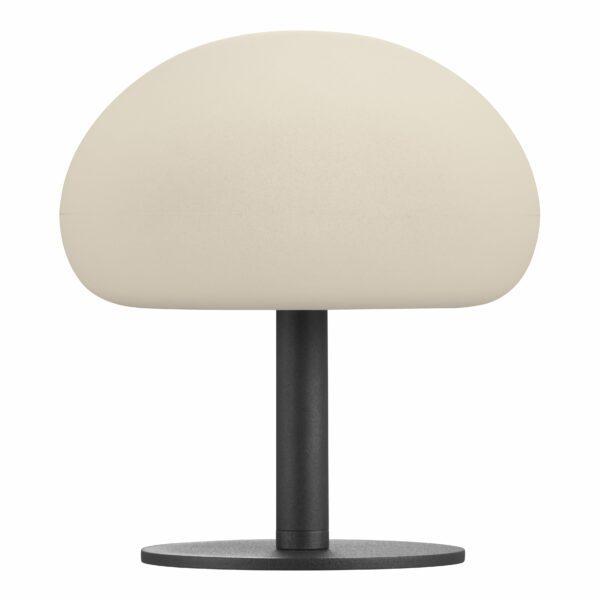Nordlux Tischleuchte Sponge Table 20 eingeschaltet