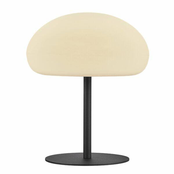 Nordlux Tischleuchte Sponge Table 34 eingeschaltet