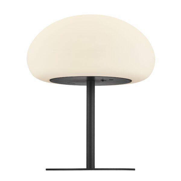 Nordlux Tischleuchte Sponge Table 34 eingeschaltet Detail An-/Ausschalter