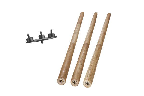 Nordlux Tripod 110 Holz für Kettle