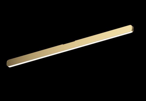 Occhio Deckenleuchte Mito alto linear 100 up Bronze