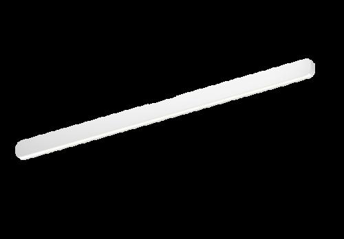 Occhio Deckenleuchte Mito alto linear 100 up Weiß matt