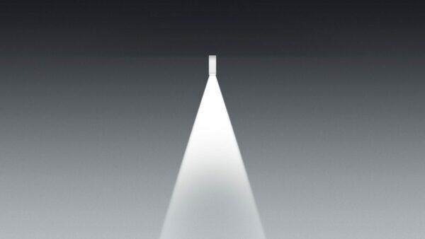Occhio Deckenleuchte Mito Linear Alto 40 Up Lichtwirkung narrow
