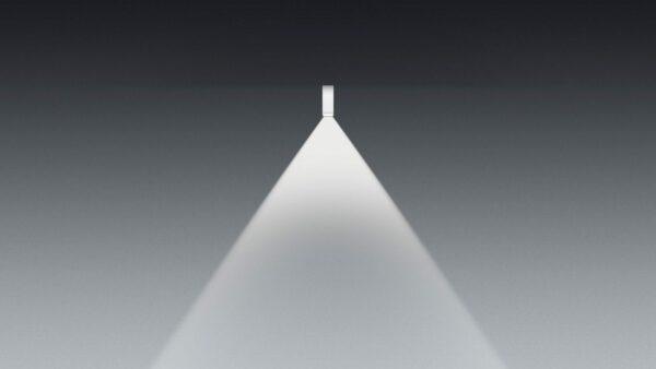 Occhio Deckenleuchte Mito Linear Alto 40 Up Lichtwirkung wide