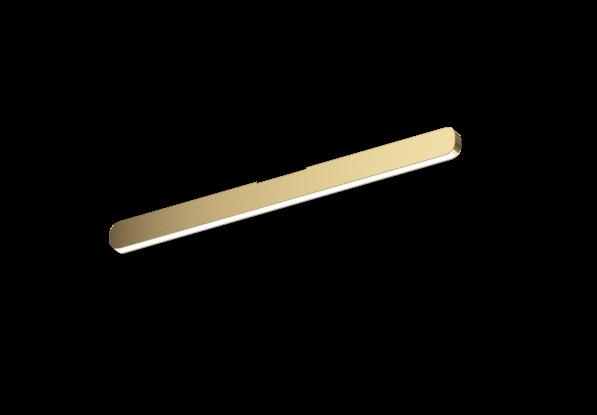 Occhio Deckenleuchte Mito alto linear 70 up Bronze