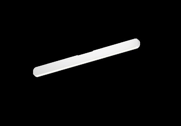 Occhio Deckenleuchte Mito alto linear 70 up Weiß matt