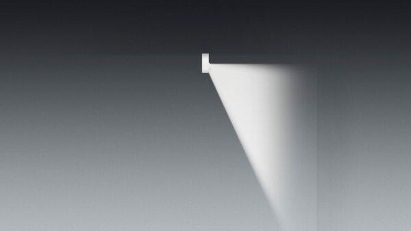 Occhio Deckenleuchte Mito linear alto side 40 up - Lampen & Leuchten