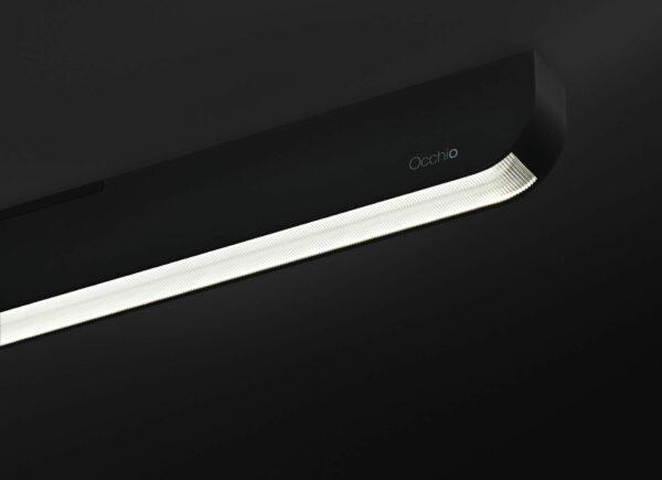 Occhio Deckenleuchte Mito linear alto 40 up - Lampen & Leuchten