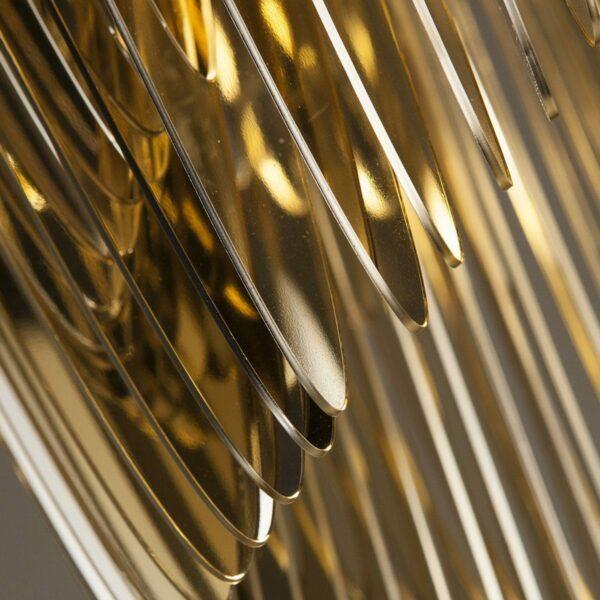 Slamp Pendelleuchte Aria Small Detail Leuchtenschirm