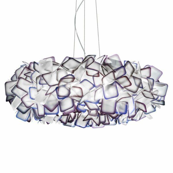 Slamp Pendelleuchte Clizia Large Violett