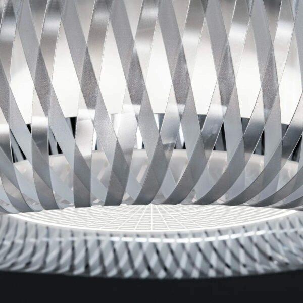 Slamp Pendelleuchte Kalatos Prisma Detail Leuchtenschirm