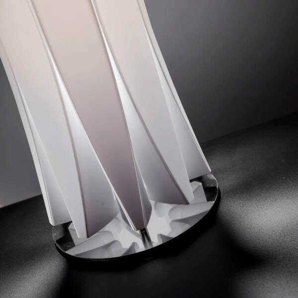 Slamp Stehleuchte Bach Floor XL Detail Leuchtenfuß