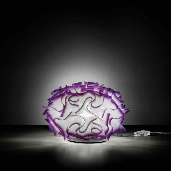 Slamp Tischleuchte Veli Violett Milieu
