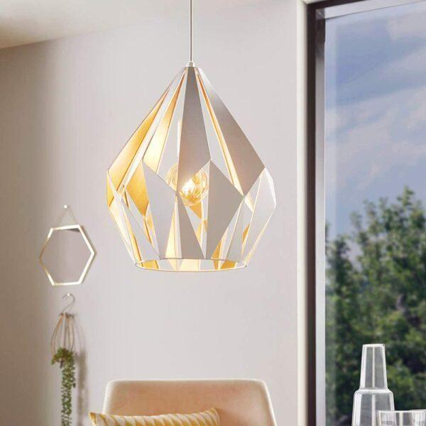 Eglo Pendelleuchte Carlton I - Lampen & Leuchten