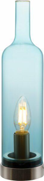 Nino Tischleuchte Bottle Blau