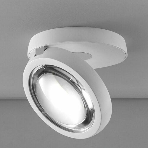 Studio Italia Design Deckenleuchte Nautilus Mattweiß