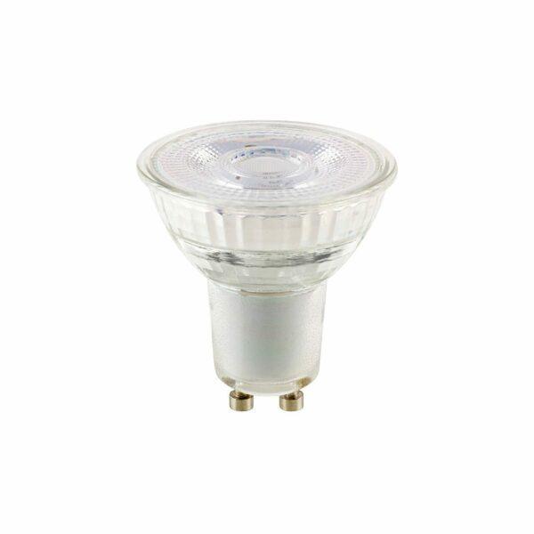 Sigor LED-Luxar-Glas GU10 3,1 W