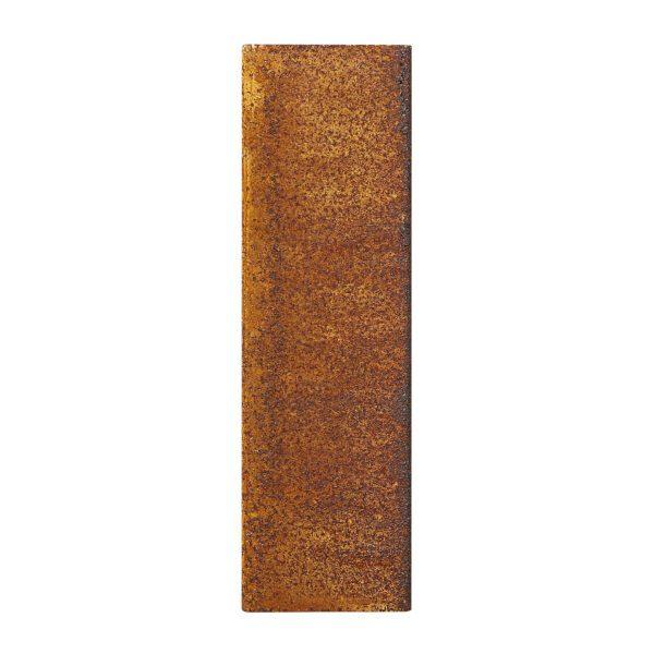 Nordlux Wandaußenleuchte Fold 10 Cortenstahl Seitenansicht
