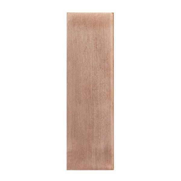 Nordlux Wandaußenleuchte Fold 10 Kupfer Seitenansicht
