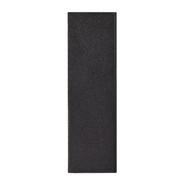 Nordlux Wandaußenleuchte Fold 10 Schwarz Seitenansicht