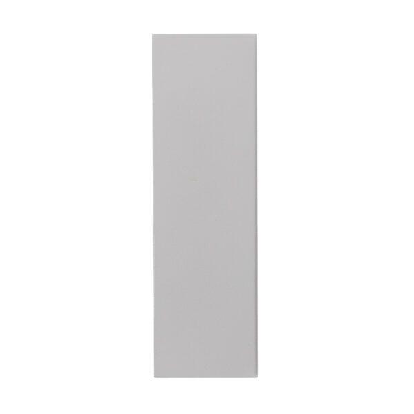 Nordlux Wandaußenleuchte Fold 10 Weiß Seitenansicht