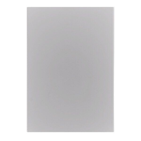 Nordlux Wandaußenleuchte Fold 10 Weiß Frontansicht