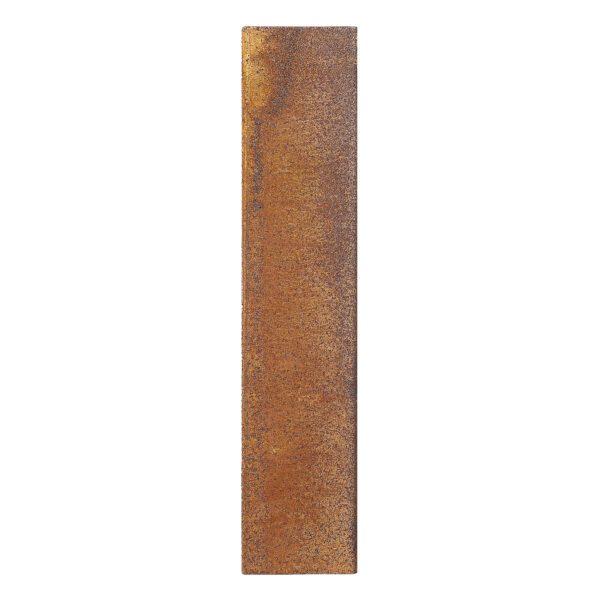 Nordlux Wandaußenleuchte Fold 15 Cortenstahl Seitenansicht
