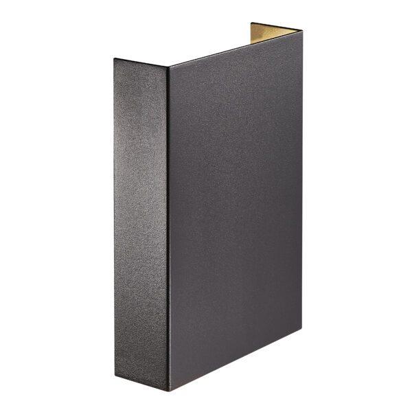 Nordlux Wandaußenleuchte Fold 15 Schwarz