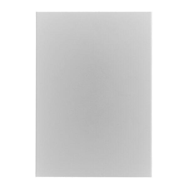 Nordlux Wandaußenleuchte Fold 15 Weiß Frontansicht