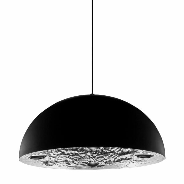 Catellani & Smith Pendelleuchte Stchu-Moon 02 Silber LED - Lampen & Leuchten