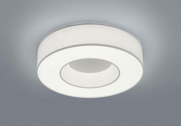 Helestra Deckenleuchte Lomo Ø 45 cm Weiß