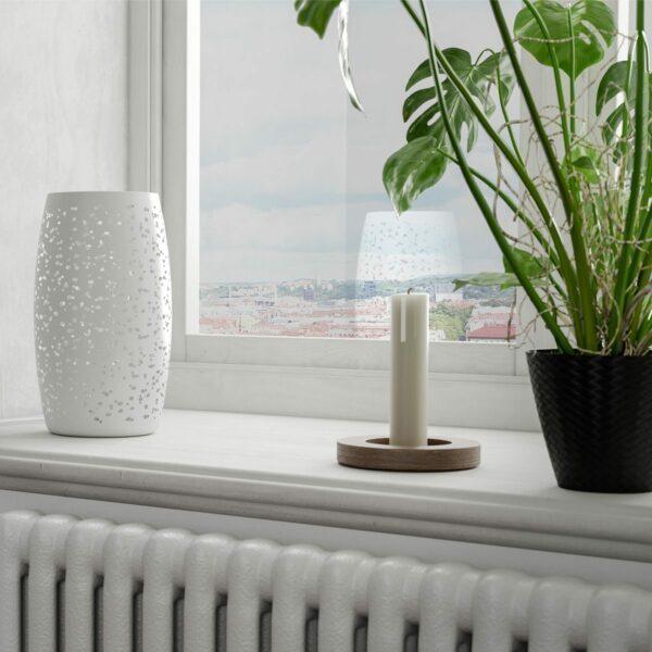 By Rydéns Tischleuchte Sand Weiß Milieu