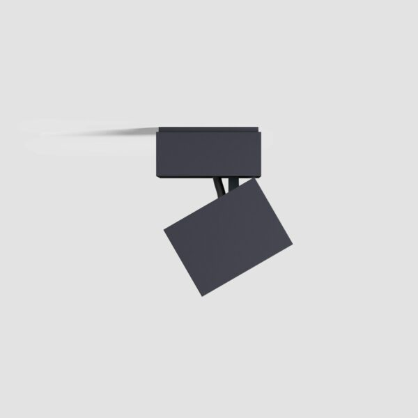 IP44.de Deckenaußenleuchte Pro S Deep Black