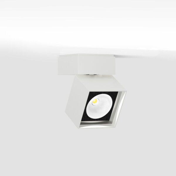IP44.de Deckenaußenleuchte Pro S Pure White