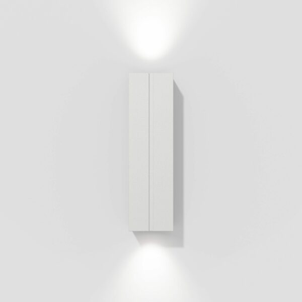 IP44.de Wandaußenleuchte Cut Pure White