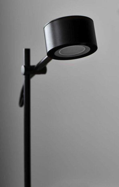 Nordlux Stehleuchte Clyde Detail Leuchtenkopf