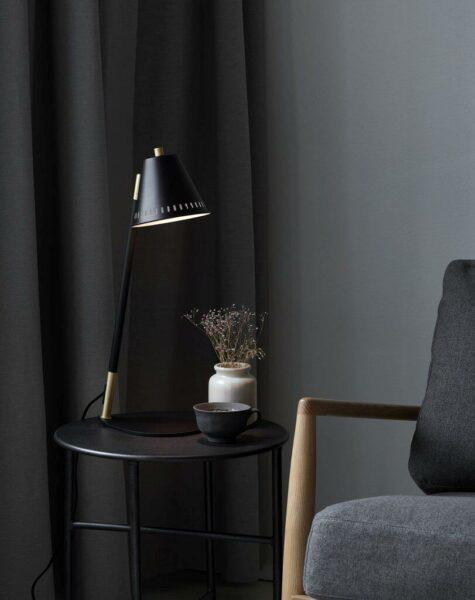 Nordlux Tischleuchte Pine schwarz