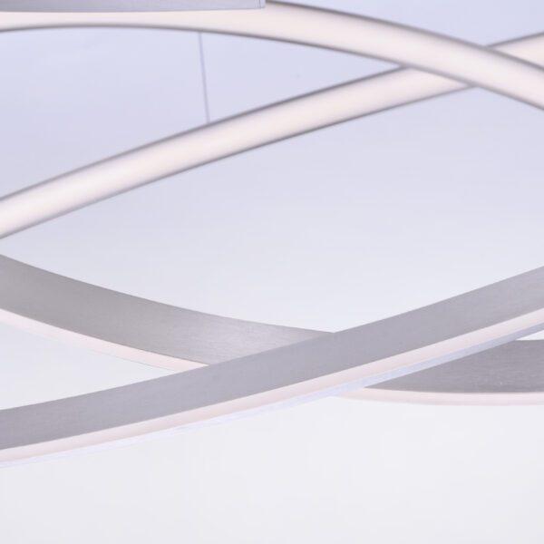 Paul Neuhaus Pendelleuchte Alessa Detail Leuchtenschirm