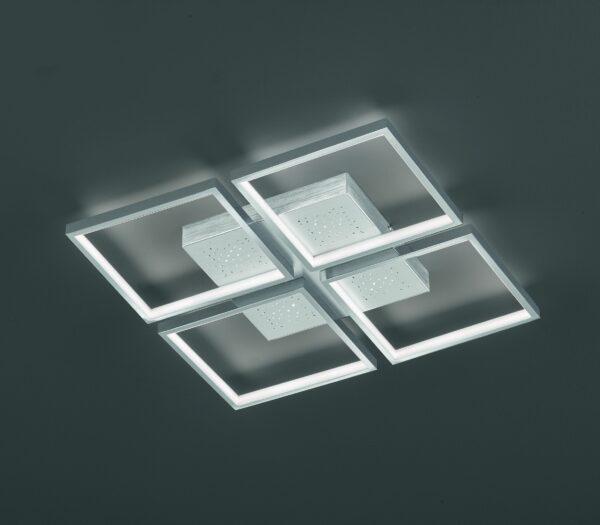 Fischer & Honsel Deckenleuchte Pix Aluminium
