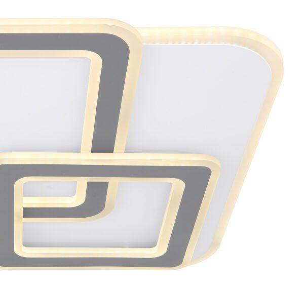 Globo Deckenleuchte Kique Detail Leuchtenschirm