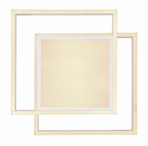 Globo Deckenleuchte Squares Ansicht von unten