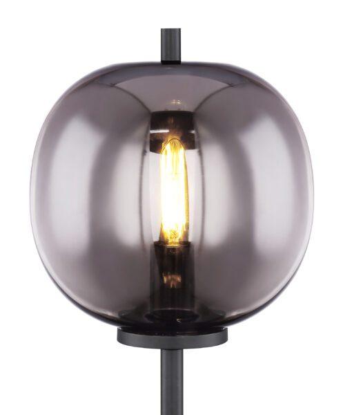 Globo Tischleuchte Blacky Leuchtenschirm