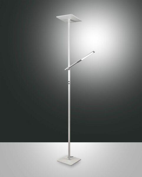 Fabas Luce Stehleuchte Ideal Weiß