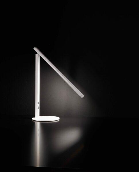 Fabas Luce Tischleuchte Ideal Weiß Anwendungsbeispiel