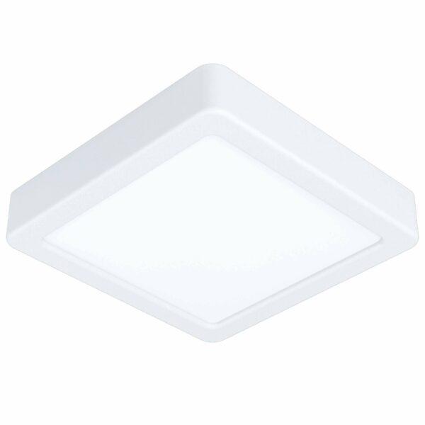 Eglo Deckenleuchte Fueva 5 quadratisch 16 x 16 cm - Lampen & Leuchten