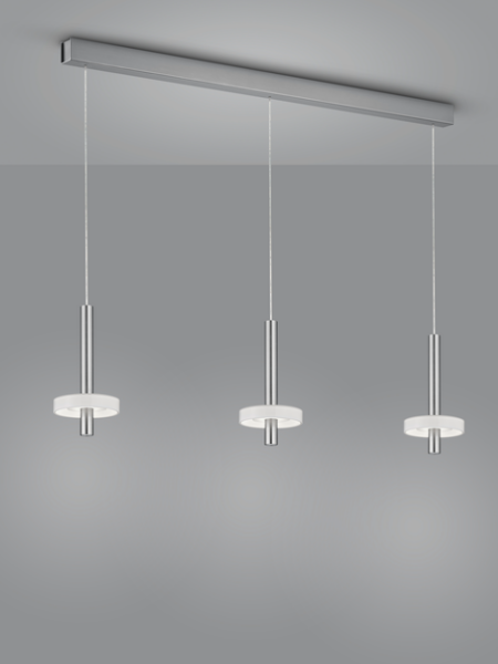 Helestra Pendelleuchte Kea 3-flammig - Lampen & Leuchten