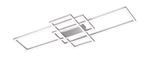 Wofi Deckenleuchte Zenit Aluminium