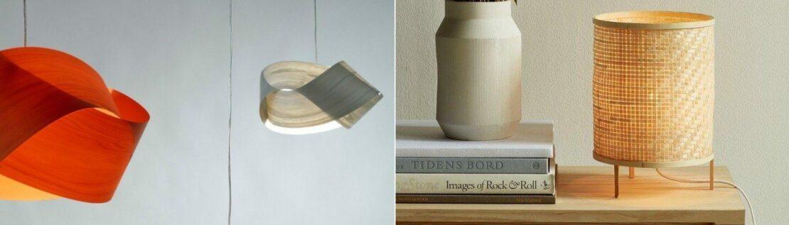 Designklassiker: Leuchten für Skandi- und Naturverliebte