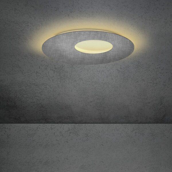 Escale Blade open Wand- und Deckenleuchte Betonoptik 59cm